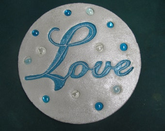 """Stepping stone """"Love"""""""