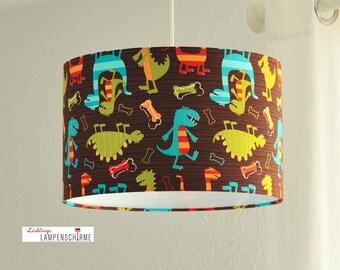 Lampshade Dinos
