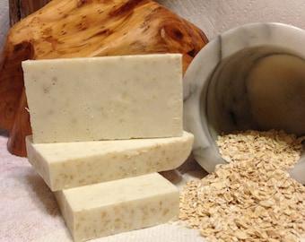 Oatmeal, Milk and Honey Shea Butter Soap