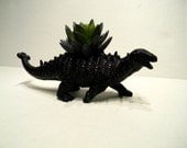 Dinosaur Planter Great Dorm Office Home Decor Gift for Get Well  Boss' Teachers