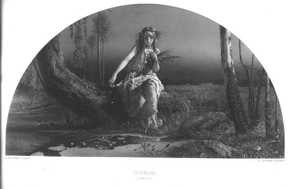Ophelia Shakespeare: OPHELIA HAMLET William Shakespeare William Shakespeare