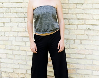 Maya Pants ~ Hemp & Organic Cotton ~ Made to Order