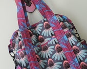 Watermelon Wishes Large Baby Diaper Bag