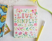 Live Simply Pocket Pad
