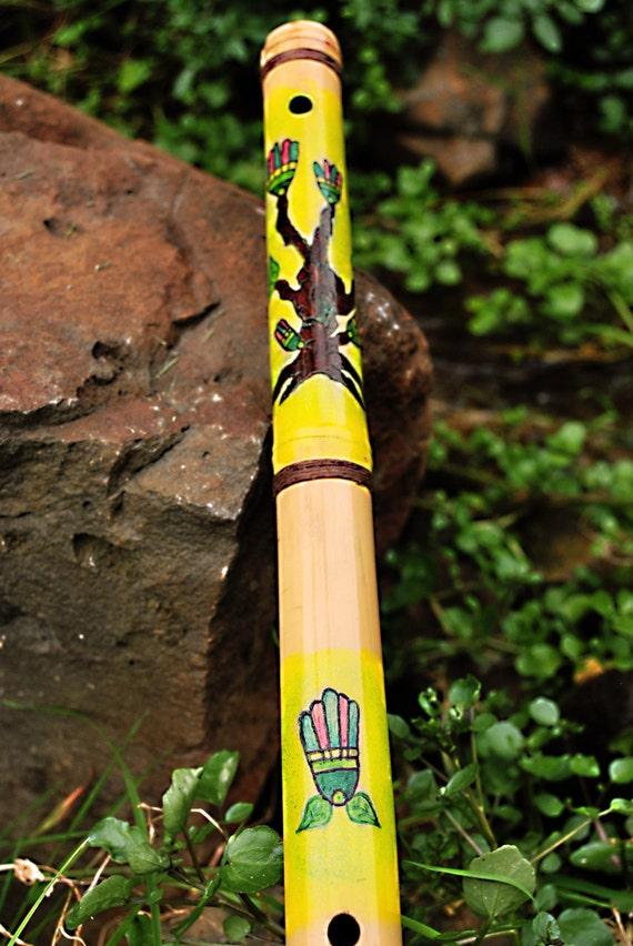 2 Foot Asavari Raga Bamboo Flute
