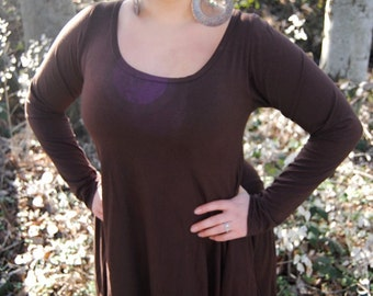 Sweet Comfy Me Tunic- Long sleeve by Blessed Lotus