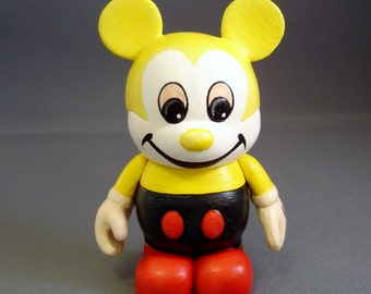 "Pop Art Mouse 3"" Custom Vinylmation"