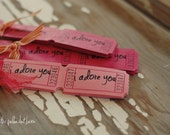 i adore you carnival tickets