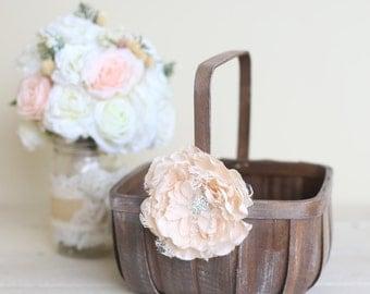 Vintage Inspired Easter Basket by Morgann Hill Designs