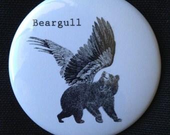 Beargull Button