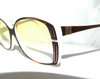 Jean Patou Paris Sunglasses 80s France New Gradient Lenses /ref sp 39