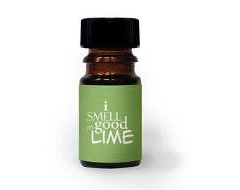 LIME Perfume Oil