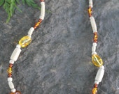 Tulasi Amber Necklace for Adult or Child