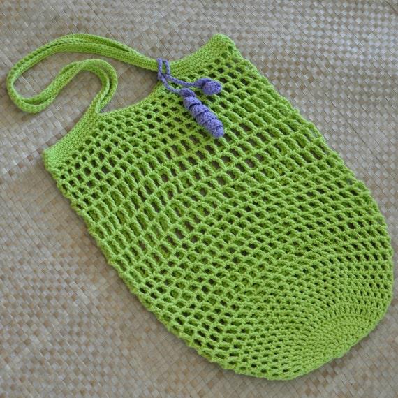 Pdf Large Jemma S Market Bag N Mesh Tote Crochet Pattern