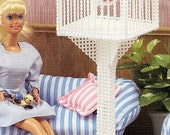 Items Similar To Rare Fashion Barbie Kelly Doll House