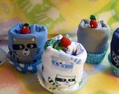 Raccoon Onesie..Fox Onesie..Hedgehog Onesie..Boy Baby Shower..New Baby Gift..Cupcake Onesie..Woodland Theme Baby Shower Gifts  :)