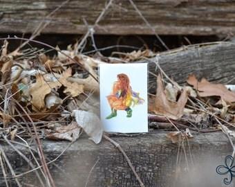Arke Mini Print - Pocket Goddess