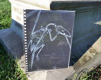 Pretty Bird/Instant Fossil Print