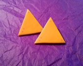 Gravity Falls Mabel Nacho Earrings Multiple Sizes