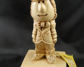 World's Greatest Dad Figurine Paula 1970