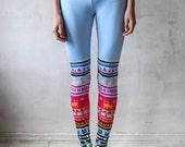 Blue Tribe leggings