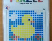 Duck Pixzle - Pixel Puzzle Art