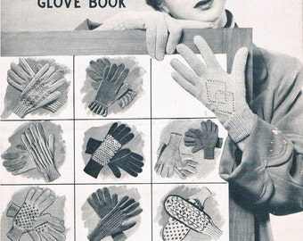 Vintage Paragon Knitting - Gloves