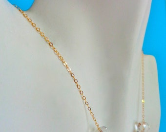 14k Gold Carrie Necklace