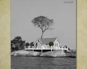Thimble Islands, Connecticut, Connecticut Art, Branford, Island, Nautical Decor, Black and White, Photography, Art, Thimble, Long Island