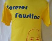 Faustino Asprilla Tshirt- Mens, XL, L, M Created by Carolyn Castaño