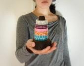 Mini Washi Tape Organizer - Wood Masking Tape Holder - Eco friendly Wood Japanese Tape Dispenser for 5 rolls - mothers day gift