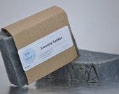 Licorice Lather Soap --  All Natural Soap, Handmade Soap, Barely Scented Soap, Hot Process Soap, Vegan Soap, Licorice Soap