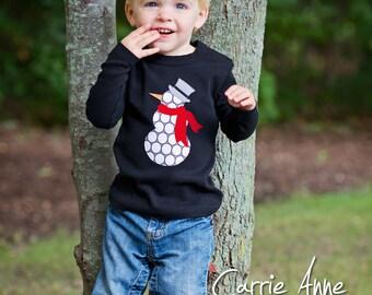 Christmas Shirts for Kids, Boys Christmas Shirt, Christmas Shirt for Boys, Snowman Shirt, Christmas Shirt Toddler, Girls Christmas Shirt