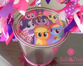 My Little Pony Gift Bucket