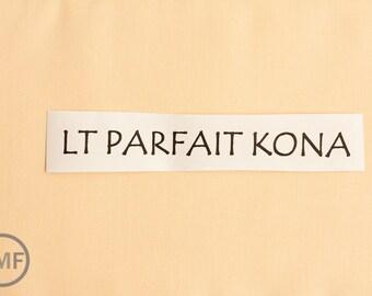 One Yard Lt Parfait Kona Cotton Solid Fabric from Robert Kaufman, K001-1205