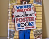Where's Waldo The Magnificent Poster Book