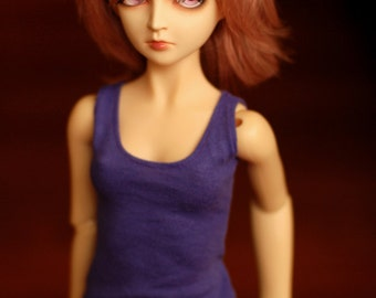 SD Purple Singlet For BJD