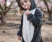 Skunk Costume/ Halloween Baby Costume/ Toddler Costume/ Kids Costume