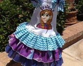 "Frozen ""Anna"" dress"