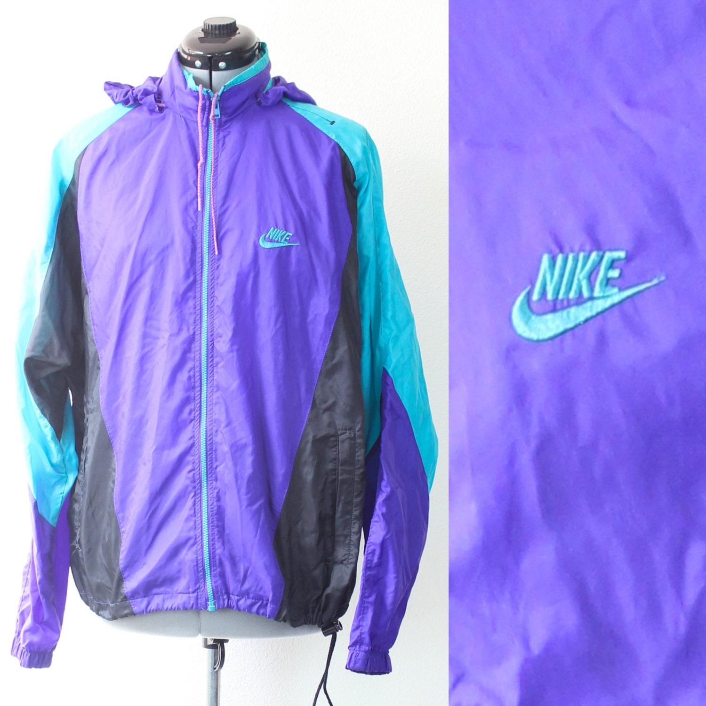 Vintage Retro Nike Windbreaker Track Suit Sweatsuit
