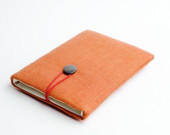 Macbook Air 11 inch sleeve, Macbook Air 11 inch case, peach