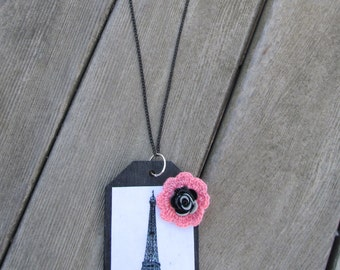 Paris In The Spring Time Necklace