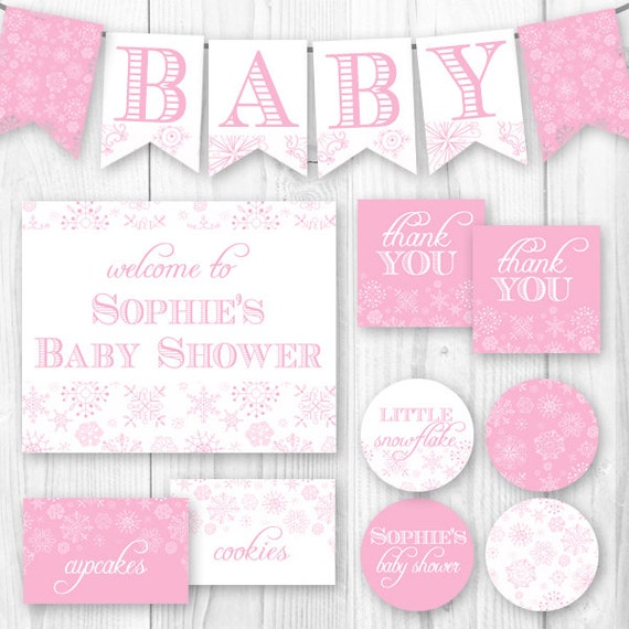 baby shower package baby it 39 s cold outside diy printable baby