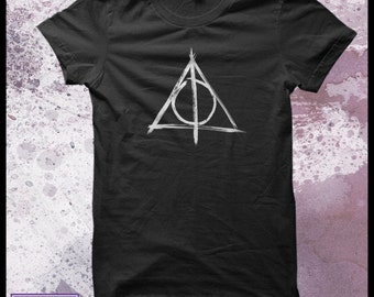 Harry Potter t-shirt Deathly Hallows men's