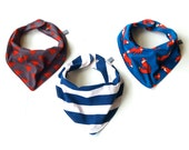 Choose Two / Baby Bib Bandana / Bibdana