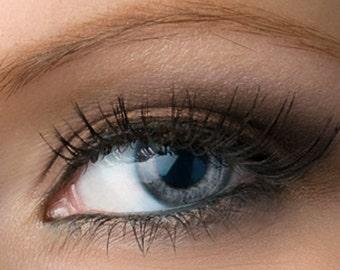 """Matte Taupe Eyeshadow - """"Skylark"""" - Vegan Mineral Eyeshadow Net Wt 2g Large Mineral Makeup Eye Color Pigment"""