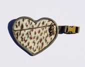 Glam Gold Leopard Fannypack