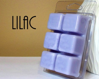 Lilac Scented Wax Tarts Melts
