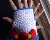 Sailor Moon Fingerless Gloves