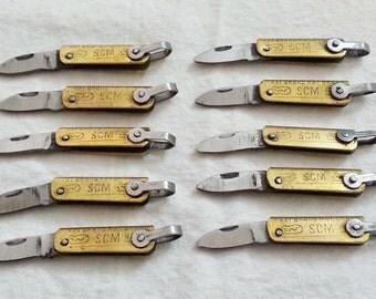 knives miniature, folding knife size1typeA
